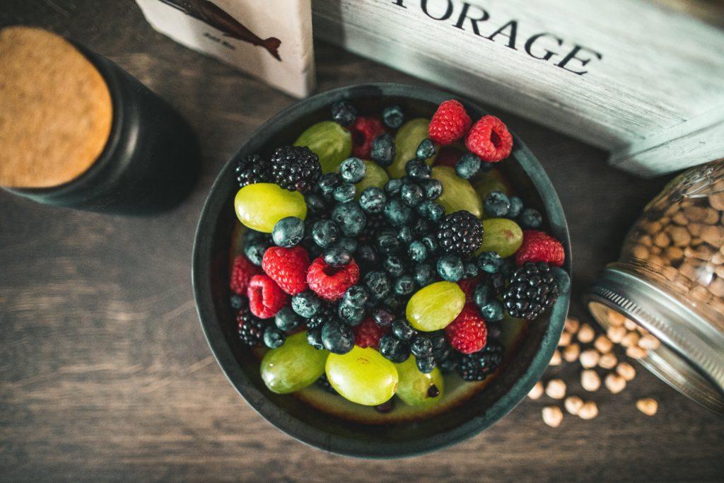 Vitamini u grožđu i vinu