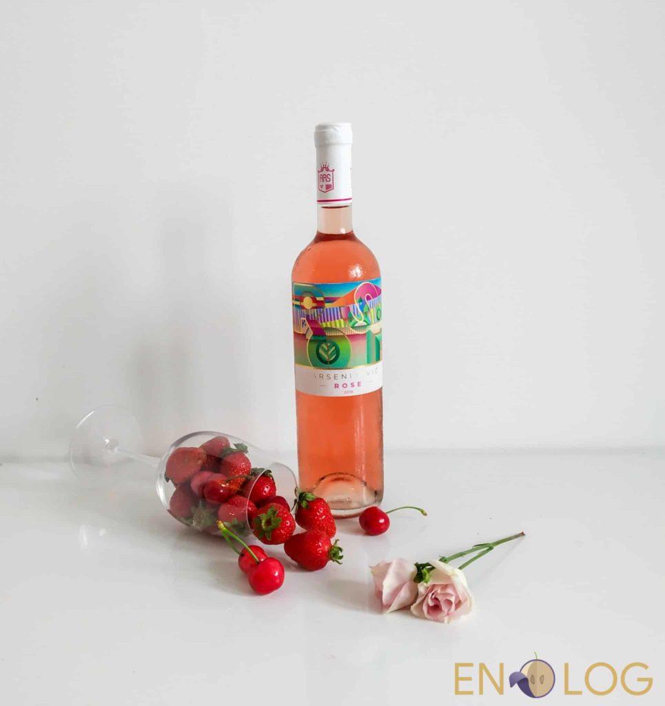 Ambalaža za roze vino