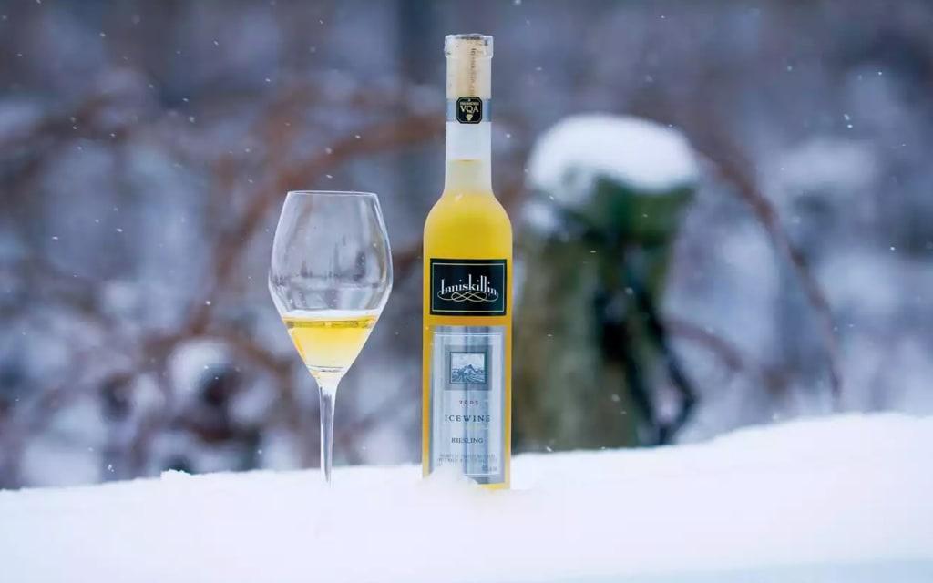 Ledeno vino u boci