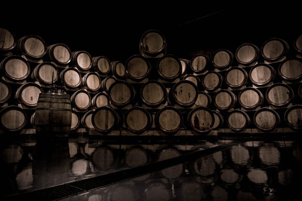 drveni sudovi za vino