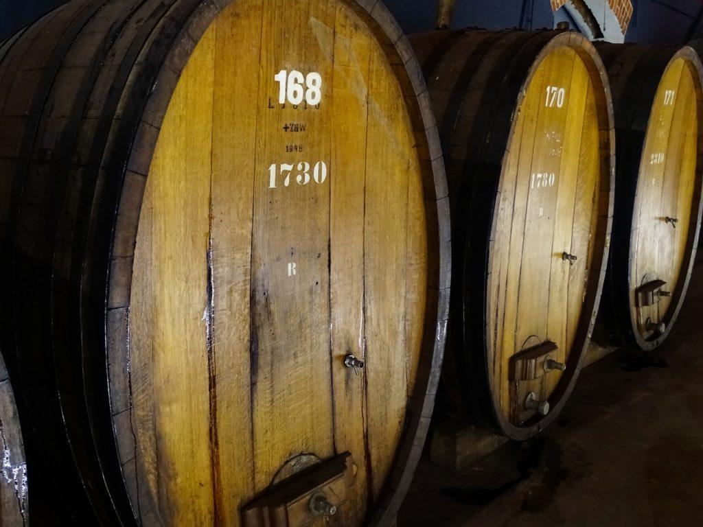 Drveni sudovi za vino (bacve)