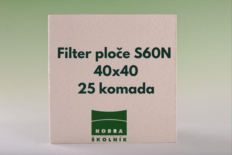 Filtriranje vina filter ploče s60n