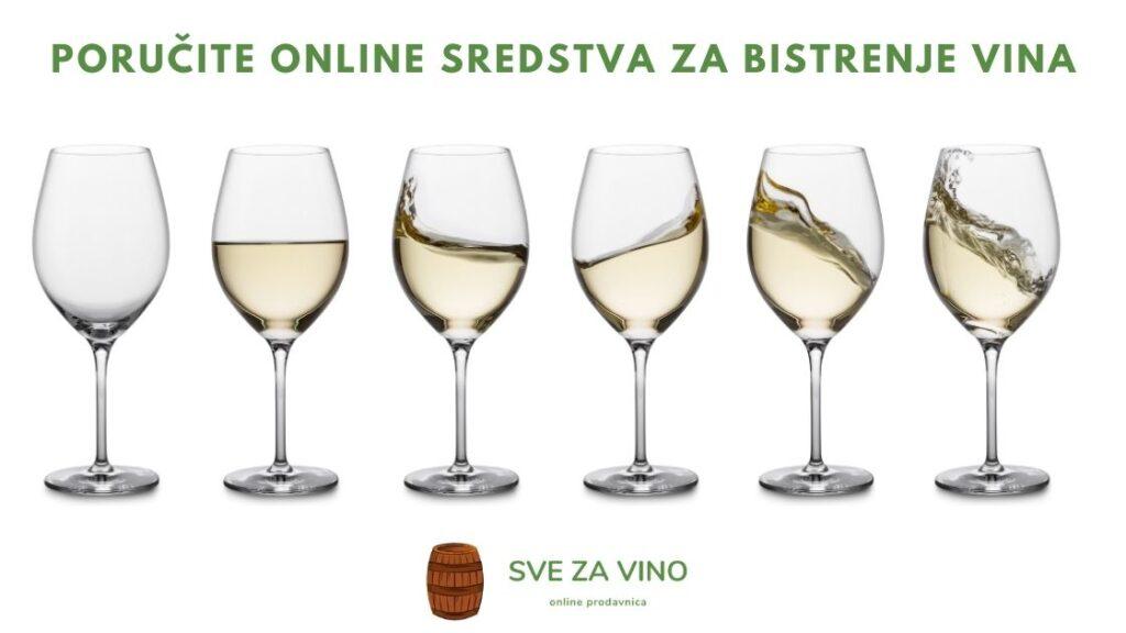 reklama za svezavino.com za bistrenje vina