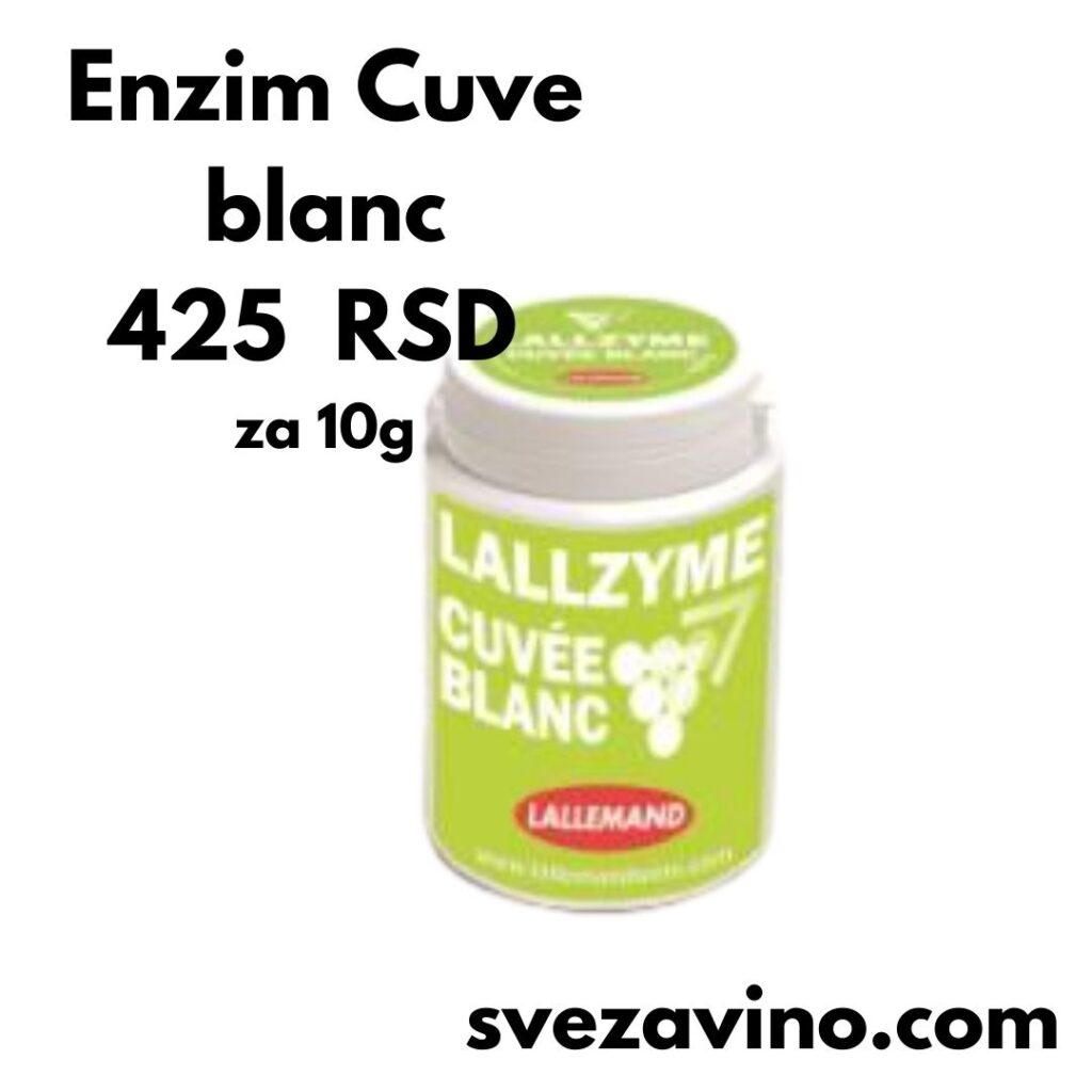 enzim za sljivu
